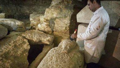 Photo of گورستانی در مصر با مومیایی هایی ۲ هزار ساله