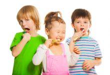 Photo of آموزش مسواک زدن به بچهها