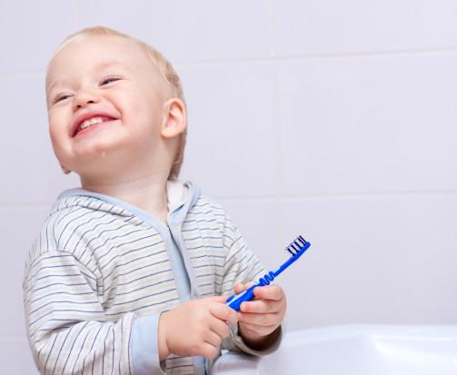 kid brush
