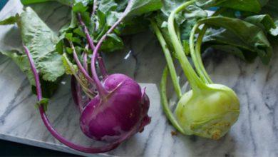 Photo of آشنایی با کلم سنگ از سبزیجات زمستانه