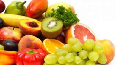 Photo of میوهها دارای خواص درمانی مختلفی برای بدن هستند