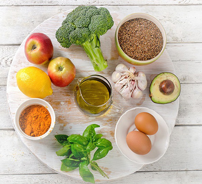 مواد غذایی مفید برای کبد,غذاهای مفید برای کبد