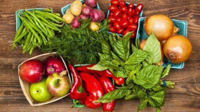 Photo of کلمات انگلیسی با موضوع سبزی و میوهها