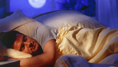 Photo of خوابی آرام با پرهیز از برخی خوراکیها
