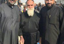 Photo of شباهت یکی از زائرین کربلا به آیت الله خمینی !!