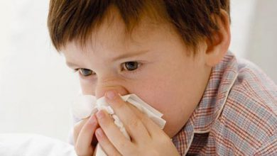 Photo of درمان سرماخوردگی کودکان