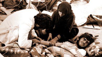 Photo of وقتی وسایل ضد باروری رایگان بود اما نخ بخیه برای مجروحان نداشتیم