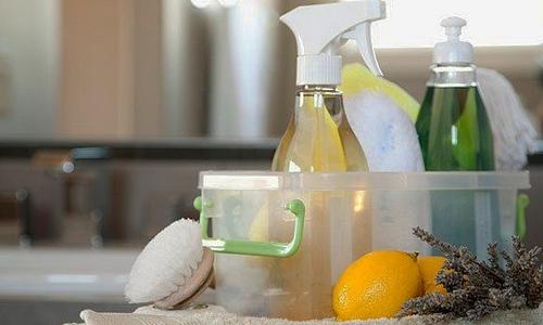 مواد تمیزکننده طبیعی