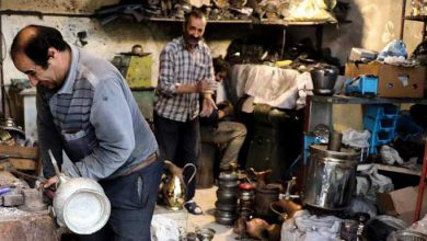 Photo of بازار  مسگران اردبیل به روایت تصویر
