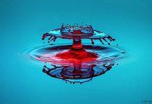 Photo of نمونههای زیبا از برخورد قطره های آب