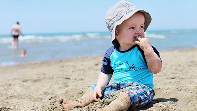 چرا برخی کودکان گچ و خاک می خورند؟