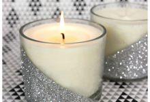 Photo of ساخت شمع اکلیلی