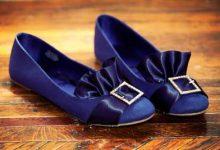 Photo of تزیین کفش با کمترین هزینه توسط روبان