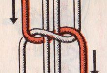 Photo of  چند نوع گره ابتدایی طناب بافی یا مکرومه بافی