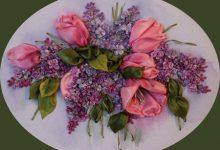 Photo of ساخت گل لاله با روبان