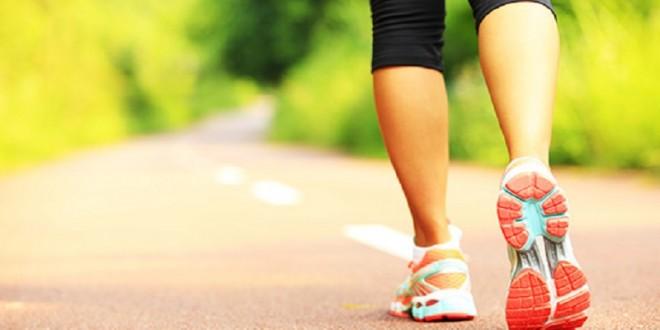 پیادهروی - دویدن - ورزش