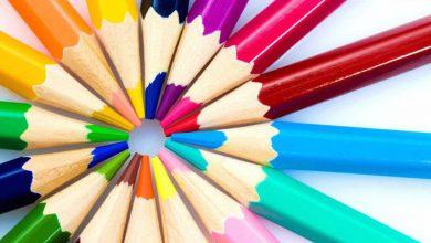 Photo of کلمات انگلیسی با موضوع رنگ ها