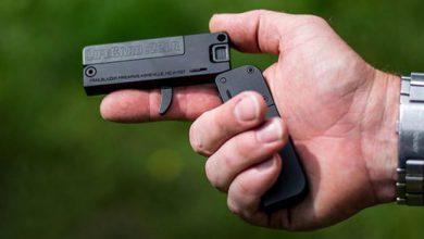 Photo of اسلحه کوچکی که در جیب جا میشود