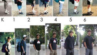 Photo of شبیه سازی و مقایسه عکسهای دوران مدرسه و بزرگسالی