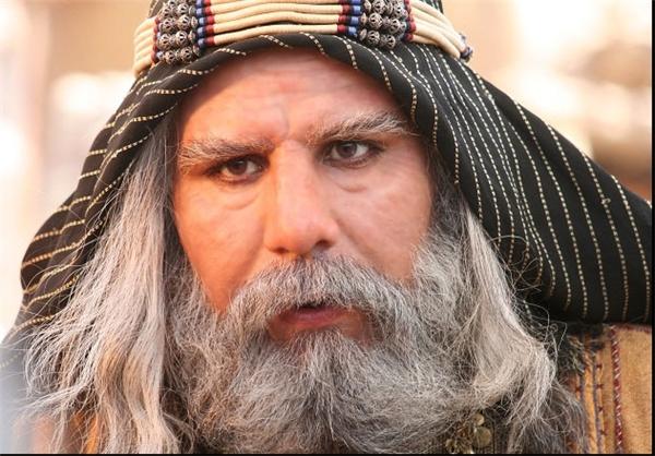 تصویر فرضی ابولهب در فیلم محمد رسوالله