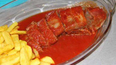 Photo of سس قرمز برای خوراک زبان گاو