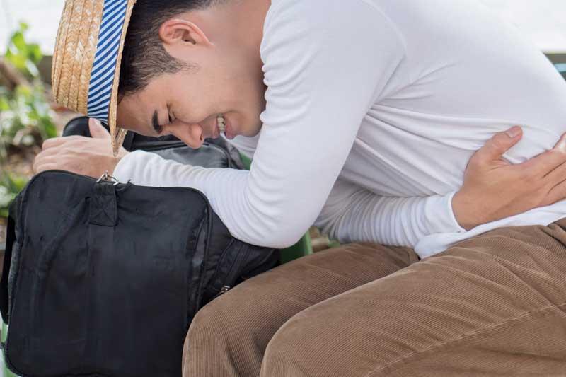عفونتهای گوارشی واسهال مسافران