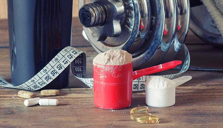 شش مکمل پروتئین برتر دنیا برای عضله سازی