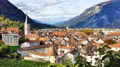 Photo of مکان های و طبیعت زیبای سوییس