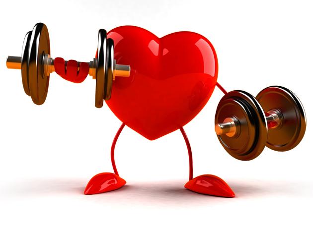 بگذارید قلبتان ورزش کند