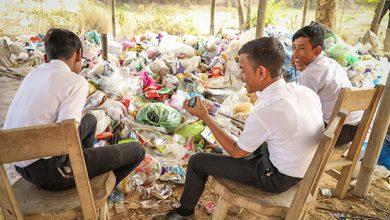 Photo of دانش آموزان این مدرسه به جای شهریه پلاستیک میپردازند !!