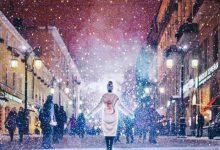 Photo of تصاویری زیبا و رومانتیک از زمستان مسکو