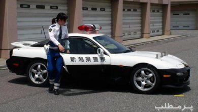 Photo of آشنایی با ماشینهای پلیس کشور ژاپن
