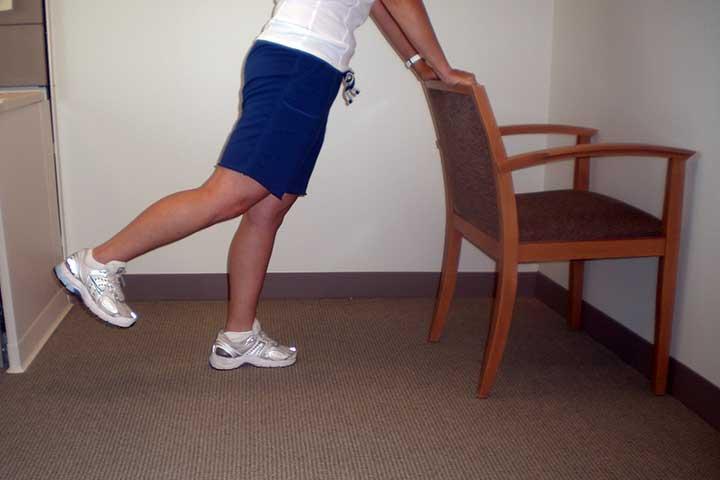 ورزش کردن در محل کار بدون جلب توجه