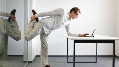 Photo of ورزش کردن در محل کار بدون جلب توجه