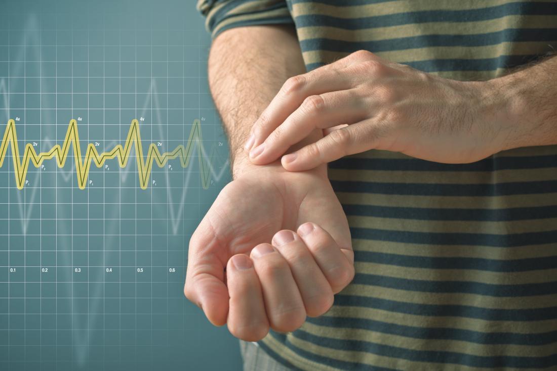 تثبیت ضربان قلب راهکارهایی طبیعی