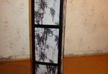 Photo of با وسایل بازیافتی به سادگی یک آباژور زیبا بسازید