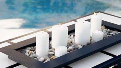 Photo of ایدههایی خلاقانه برای تزیینات شمع