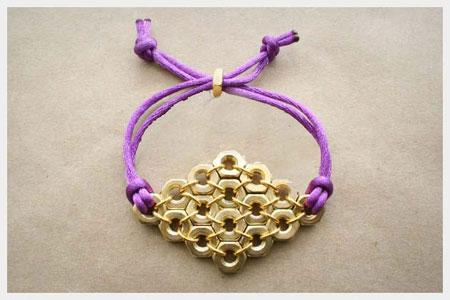 Photo of آموزش تصویری ساخت دستبند با مهره