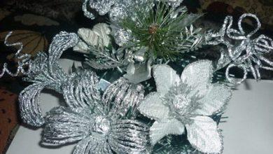 Photo of گلسازی با ورق آلومینیوم