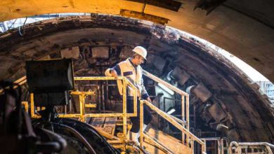 Photo of مراحل ساخت مترو در زیر زمین