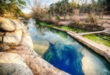 Photo of چاه یعقوب در منطقه ویمبرلیتگزاس