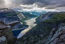 Photo of ترول تونگا از جاذبه های دیدنی نروژ