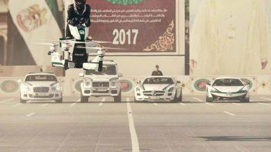 Photo of استفاده پلیس دبی از پرندههای هاوربایک!