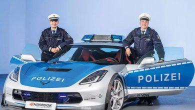 Photo of خودروهای پلیس آلمان