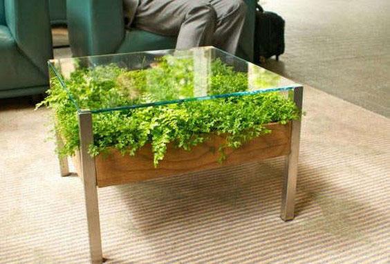 Photo of نمونه و ایدههای جذاب برای تزیین زیر میز شیشه ای