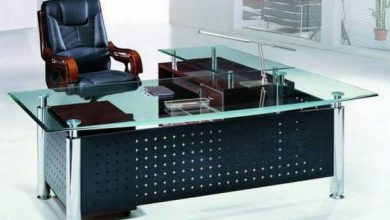 Photo of زیباترین انواع مدل میز شیشهای اداری