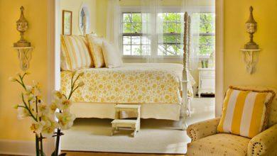 Photo of انتخاب رنگ مناسب اتاق خواب عروس