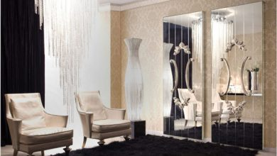 Photo of آینه کاری و دکوراسیون داخلی منزل