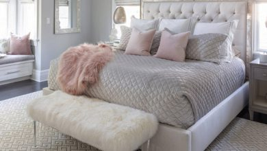 Photo of انتخاب یک روتختی زیبا برای تخت خواب عروس