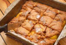 Photo of دستور تهیه کیک هلو ساده همراه با تصاویر